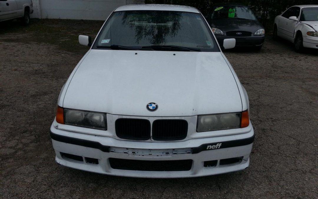 1996 BMW 318I (5 Speed)