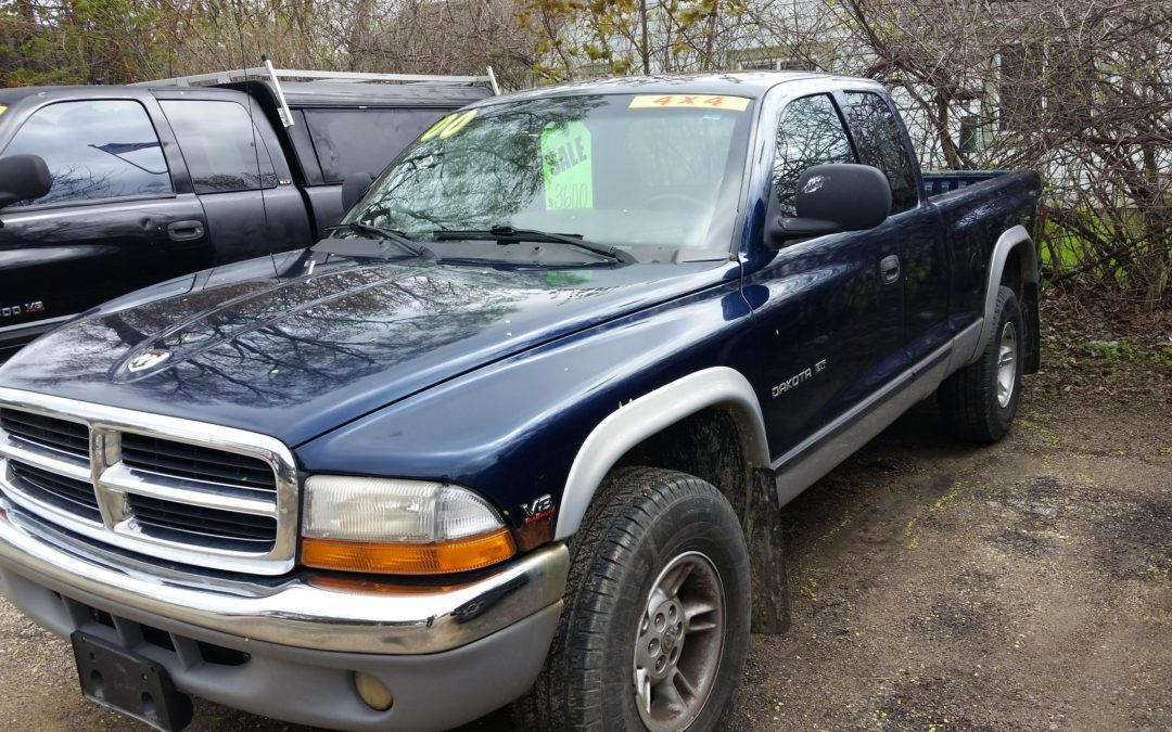 2000 Dodge Dakota 4×4
